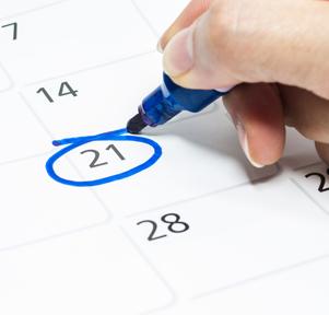 21 день изменения в жизни