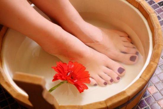 Простой рецепт для здоровья ног