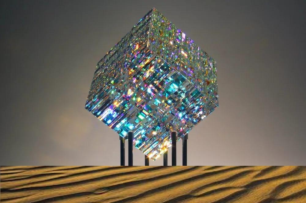 Тест «Куб в пустыне»: самооценка, любовь, дела
