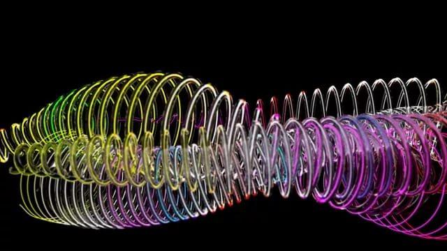 Перекрещивающиеся спирали
