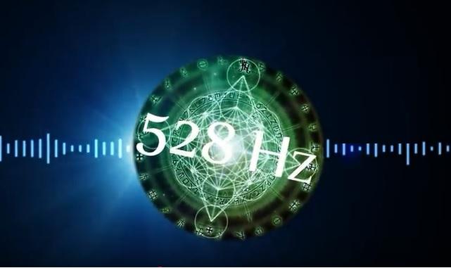Волшебная частота 528 Гц
