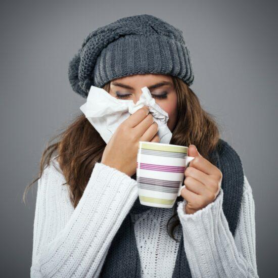 Домашний способ восстановления для людей склонных к заболеваниям возбудителями гриппа