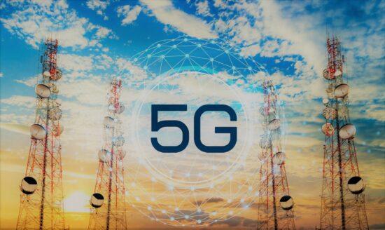 вышки 5G