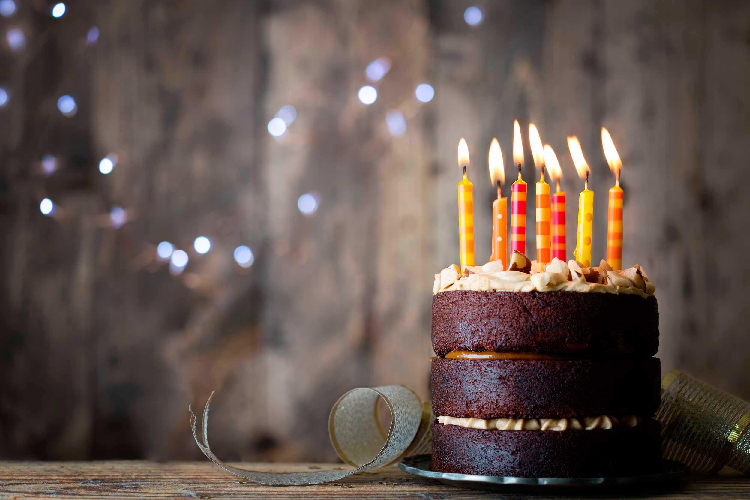 празднование дней рождений