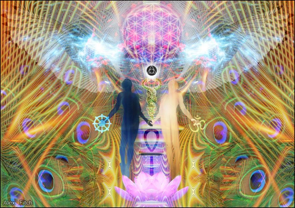 Переходные состояния сознания в новые реальности