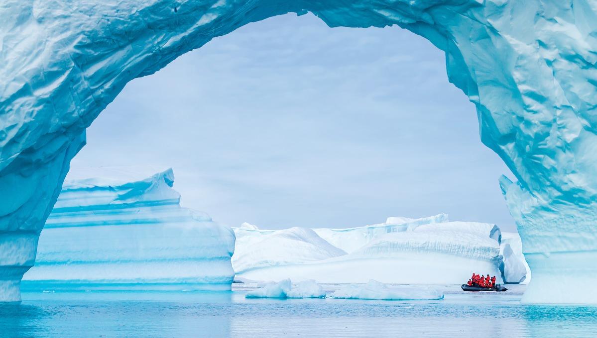 Антарктида тайная информация