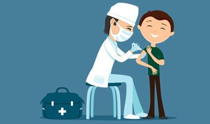 помощь прошедшим вакцинацию