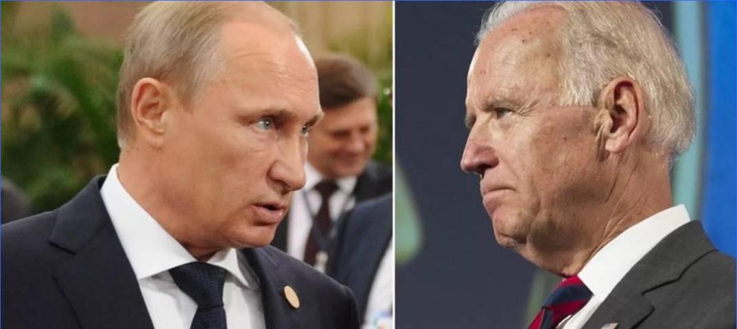 Ответ Президента РФ Владимира Путина Президенту США Д.Байдену