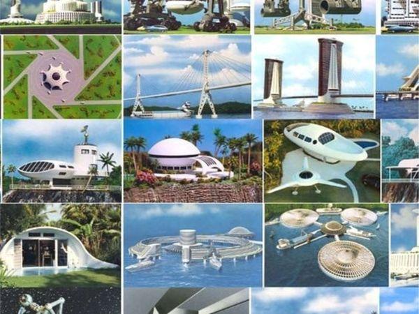 Проекты города будущего, архитектурные решения и изобретения будущего от Жака Фреско
